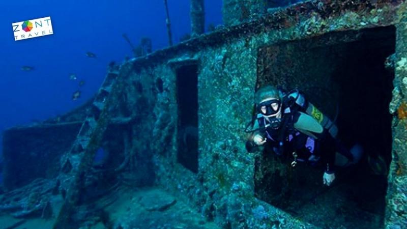 В америке нашли $1 млн золотом на затонувшем корабле в дальн.